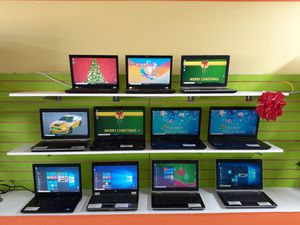 CYBER-WEEK DEAL ONE DAY ONLY TUESDAY 12/10/19 LAPTOPS $98 EACH for Sale in Kennedale, TX