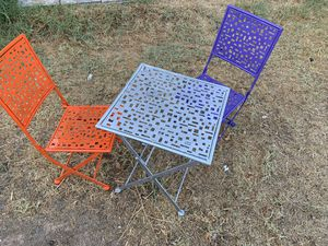 Kid table and chairs for Sale in Tempe, AZ