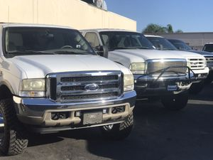 Ford Excursion Diesel 4x4 7.3L for Sale in Costa Mesa, CA