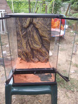 Reptile terrarium for Sale in Irmo, SC