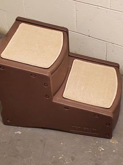NEW!! TWO-STEP Pet Stairs - firm price for Sale in Arlington,  VA