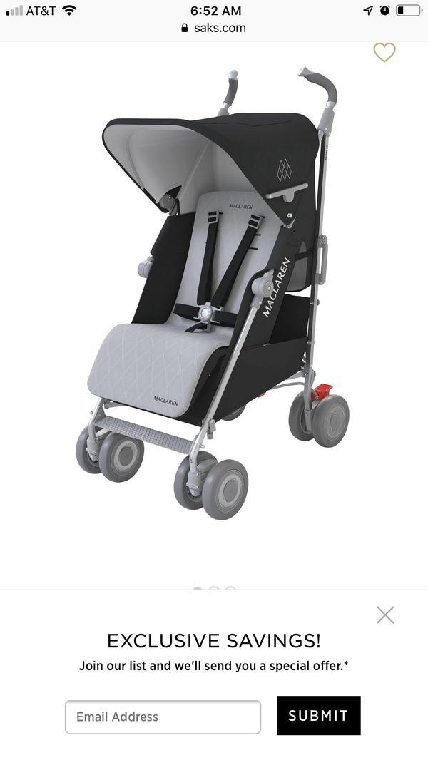 McLaren XlR Stroller