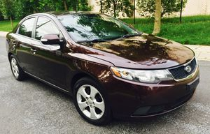 2010 KIA FORTE EX - NEWER YEAR for a LOW Price - Clean title for Sale in Adelphi, MD