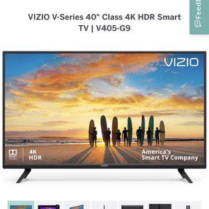 40 Inch 4K Vizio TV for Sale in Seattle, WA