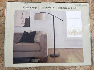 Modern - Contemporary Floor Lamp NEW IN BOX for Sale in Miami, FL