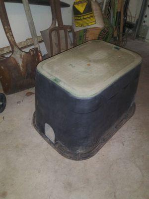 Sprinklers valve cover for Sale in Glendale, AZ
