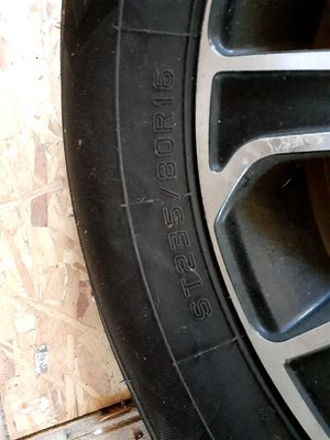 Eight Lug Tires and Wheels for Sale in Vacaville, CA