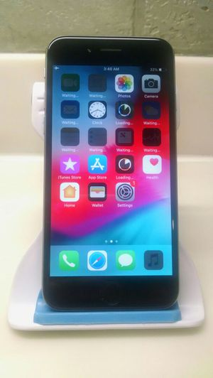 UNLOCKED APPLE IPHONE 6 16GB NOT A PLUS MODEL TMOBILE ATT VERIZON METRO CRICKET BOOST SPRINT AND WORLD USE for Sale in Lansing, IL