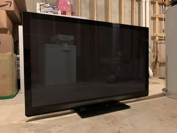 """60"""" Panasonic Plasma TV"""