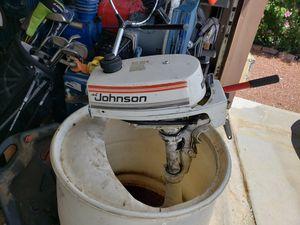 Johnson Seahorse trolling motor for Sale in Albuquerque, NM
