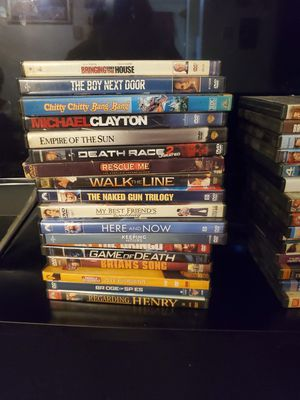 Dvds& blue rays for Sale in North Providence, RI