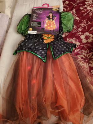 Twinkle witch costume for Sale in Pompano Beach, FL