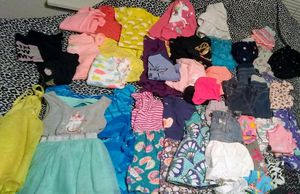 45 pieces girls 2T clothes for Sale in Everett, WA