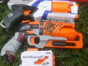 Nerf guns whole lot for Sale in Saint Paul, MN