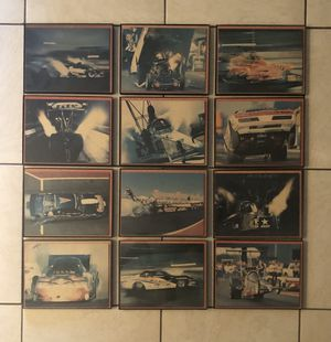 12 Drag Car Pictures Frames for Sale in Palm Bay, FL