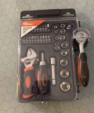 38 PC stubby tool set for Sale in St. Louis, MO