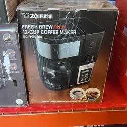 Zojirushi - Fresh Brew Plus 12 Cup Coffee Maker - New/Open Box for Sale in Santa Ana,  CA
