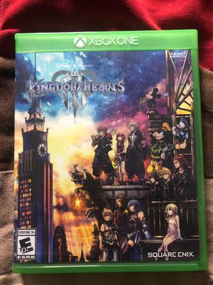 Kingdom hearts 3 for Sale in Keizer, OR