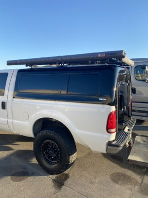 Snugtop Outback Camper shell with roof rack and drawer system for Sale in Westminster, CA