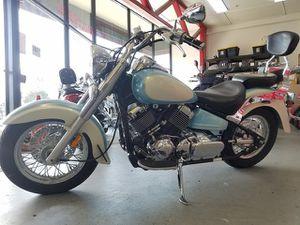 2009 YAMAHA XVS650 VSTAR MOTORCYCLE for Sale in Millbrae, CA