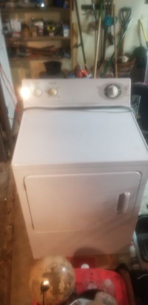 GE EXTRA LARGE electric dryer for Sale in Houston, TX