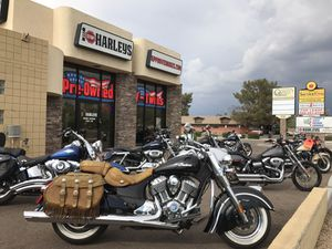 2014 Indian Chief Vintage 111 Thunderstroke motorcycle for Sale in Peoria, AZ