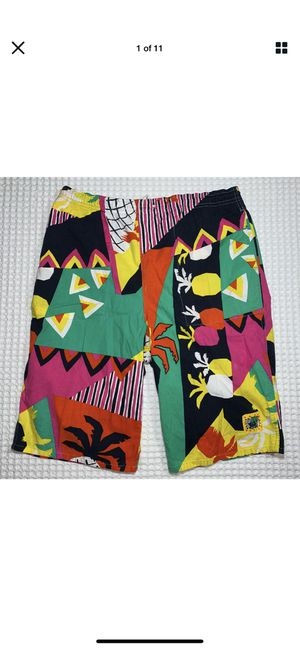 Vintage Ocean Pacific 80s Knee Buster Shorts Size XL Made In USA for Sale in Chandler, AZ