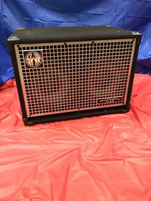 SWR. Working Pro bass cab for Sale in Dover, DE