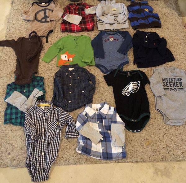 9 month old baby boy clothes for fall and winter