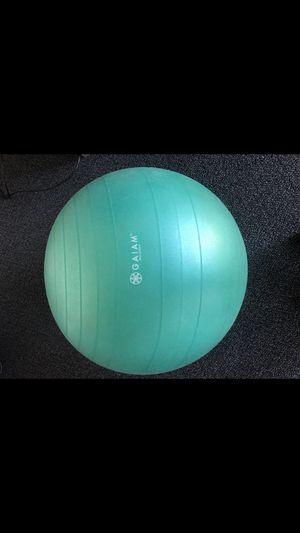 Workout ball for Sale in Nashville, TN