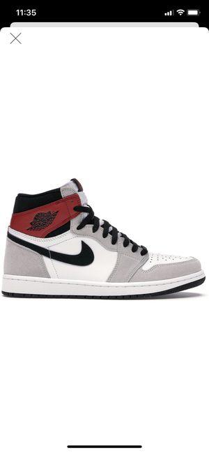 Jordan 1 Light Smoke Grey Size 7.5 and 8.5 for Sale in Burbank, CA