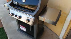 Weber grill propane for Sale in Riverside, CA