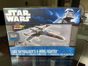 Star Wars X-Wing Fighter SnapTite Model Kit for Sale in Lorton, VA
