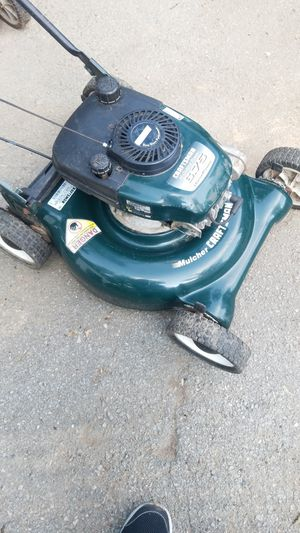 Craftsman Lawnmower 6.75 HP for Sale in East Riverdale, MD