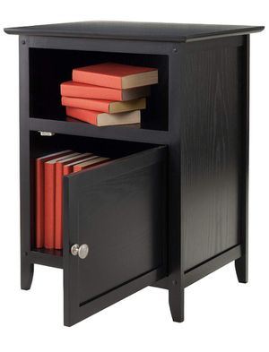 Dark brown nightstand for Sale in Jonesboro, AR