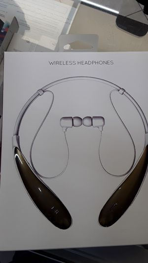 Wireless headphones for Sale in Pearland, TX