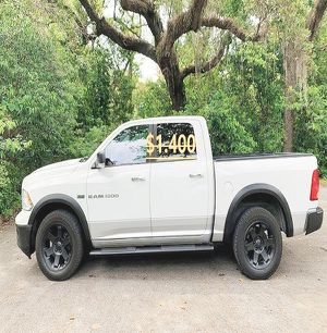 ✅🔥2012 Dodge Ram 1500 truck Runs and drives great! Clean title Full Price $1.4000🔑 for Sale in Baton Rouge, LA