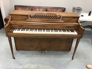 Kimball Self Playing Upright Piano for Sale in Carol Stream, IL