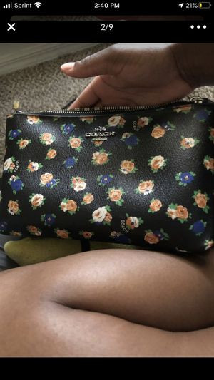 Floral Coach Purse for Sale in Orlando, FL
