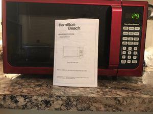Hamilton Beach microwave for Sale in Savannah, GA