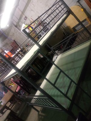Full over Full Bunk Bed for Sale in Hazelwood, MO
