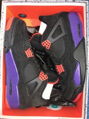 Jordan 4 raptors for Sale in Los Angeles, CA