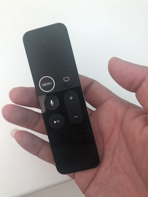 apple tv remote 99%new for Sale in City of Industry, CA