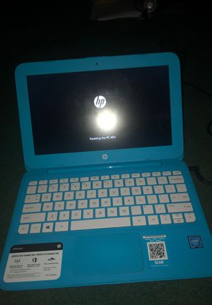 Selling my hp computer for 120 need da money to pay a fine for Sale in East Berlin, PA