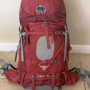 Osprey Aaether 60 Backpack for Sale in Phoenix, AZ