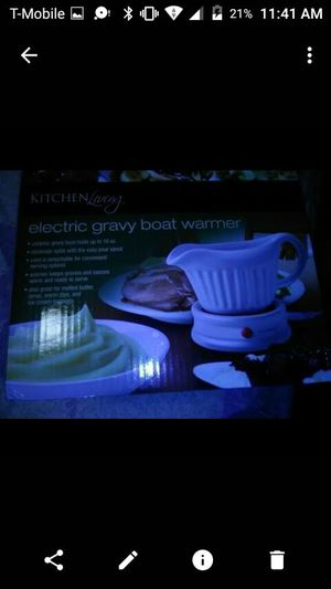 Electric gray boat warmer for Sale in East Saint Louis, IL