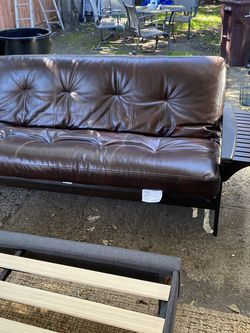 Futon And Mattress Full Size for Sale in Hayward,  CA