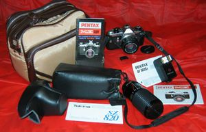 Pentax Camera Set/Bundle for Sale in Tampa, FL