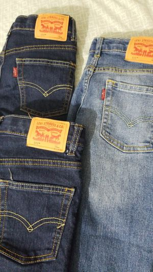 Brand New Levi's Jeans Size7 for Sale in Pasadena, TX