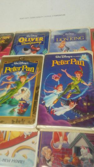 Disney vhs movies for Sale in US